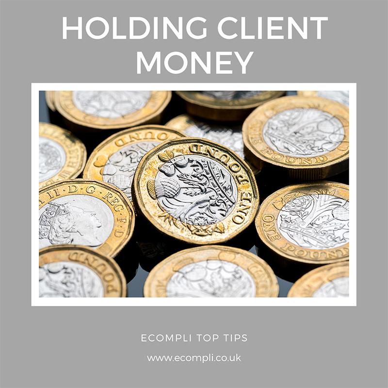 FCA Holding Client Money