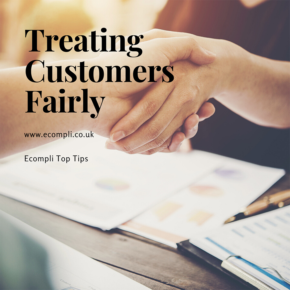 FCA Treating Customers Fairly