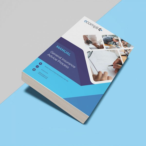 FCA General Insurance Advice Process Manual