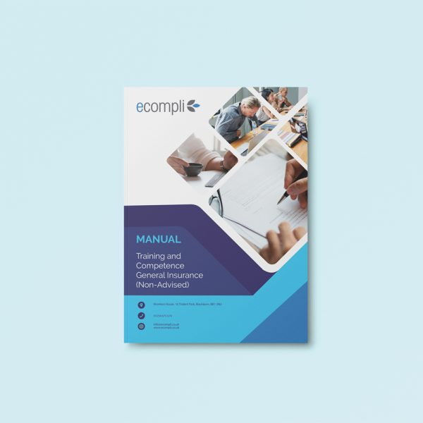 Ecompli - FCA Training and Competence General Insurance Templates