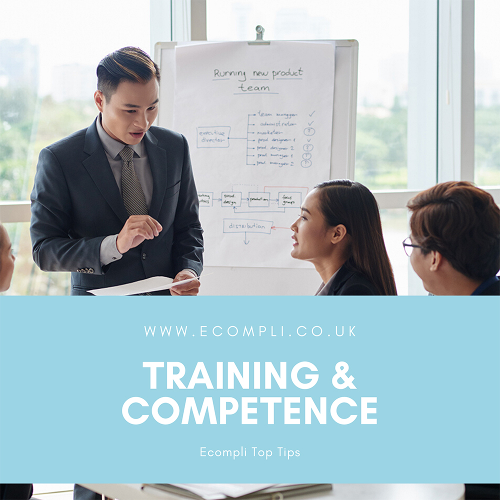 FCA Training and Competence