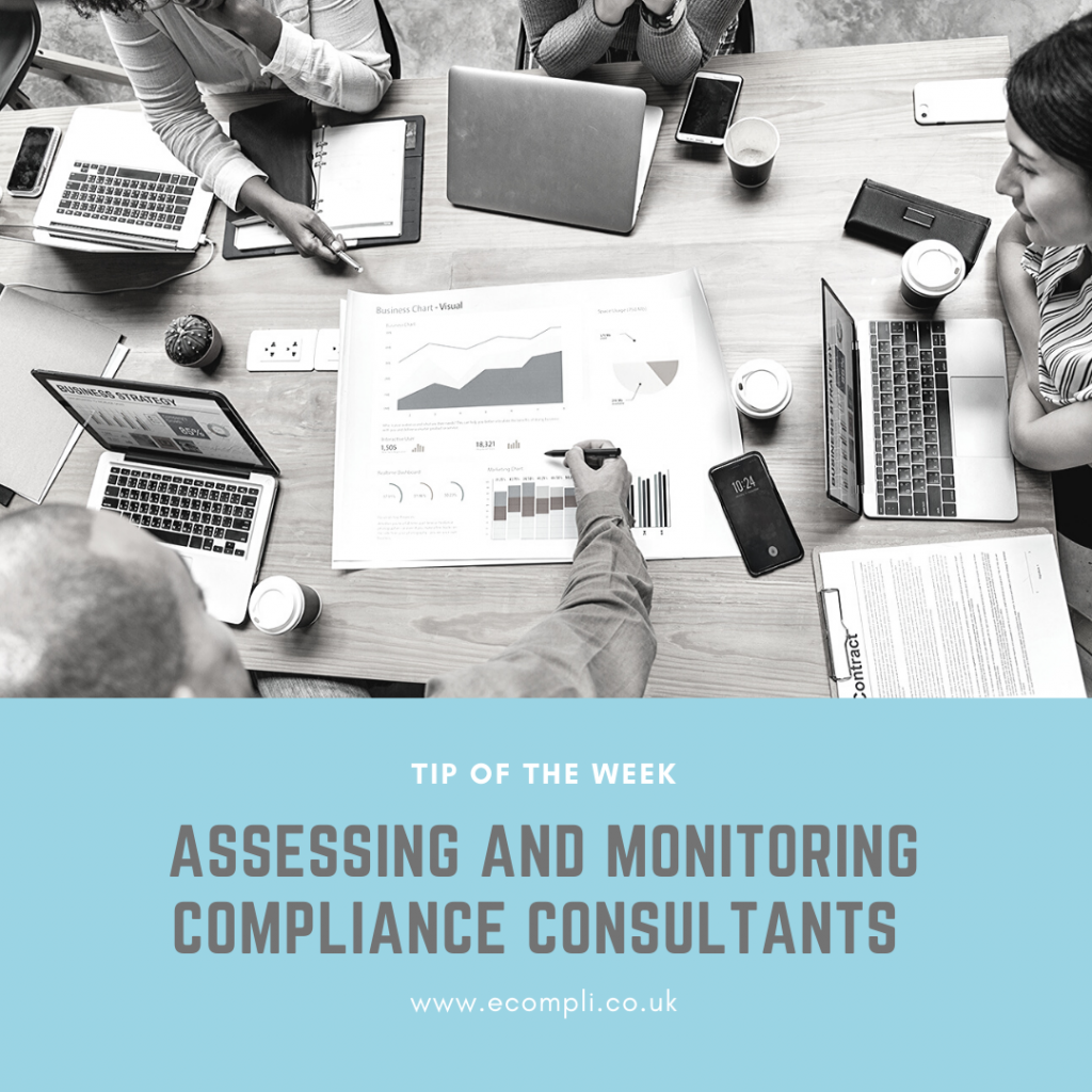 Ecompli - FCA Assessing and Monitoring Compliance Consultants